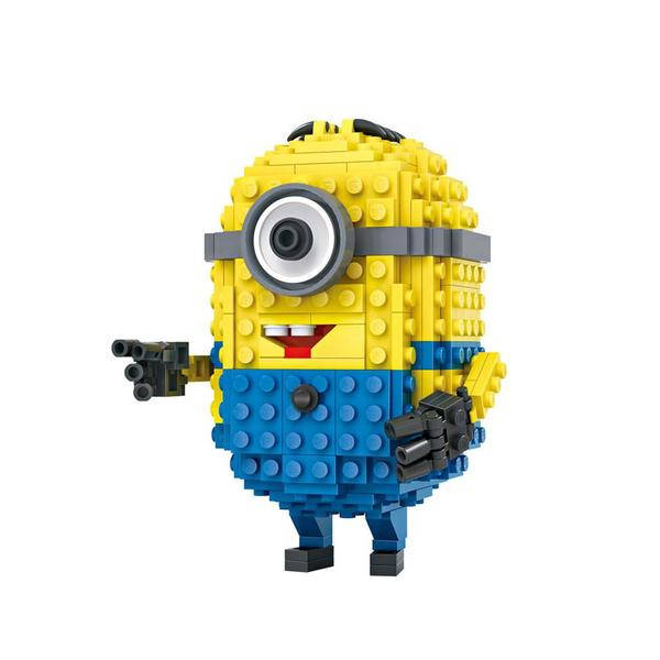 LOZ Despicable Me Stuart Minion