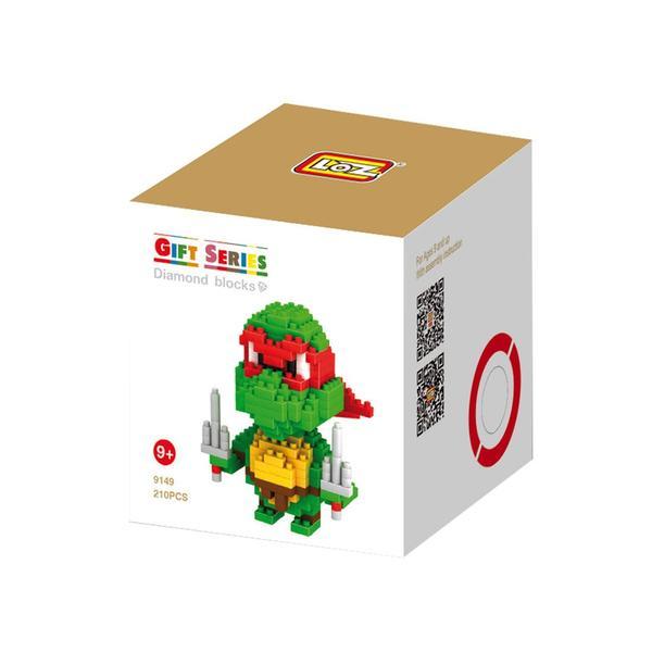 LOZ 9149 Ninja Turtles Raphael