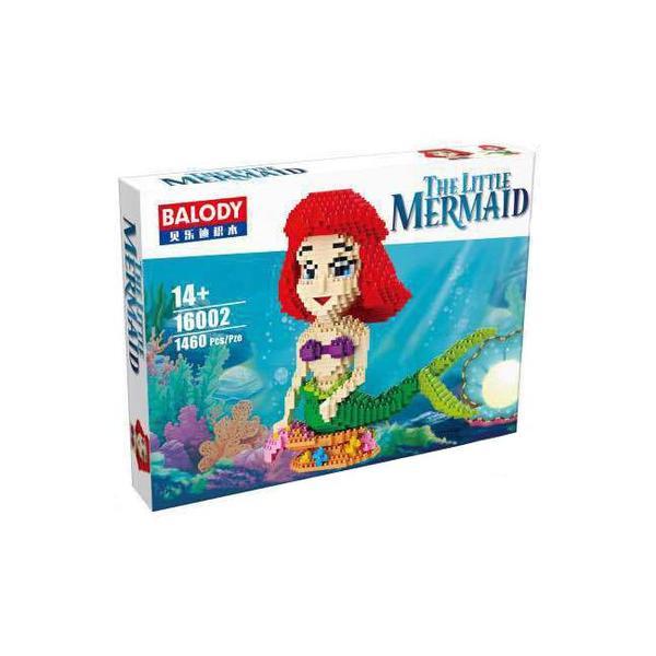 Balody 16002 Ariel Mermaid