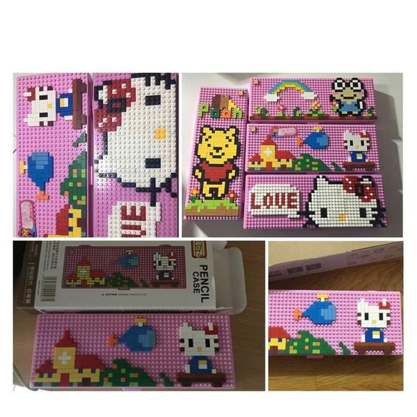 LOZ Pen Case Hello Kitty