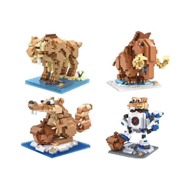 LOZ Ice Age Bundle
