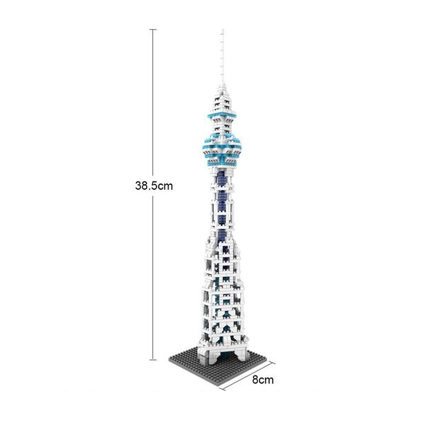 LOZ Tokyo Sky Tree