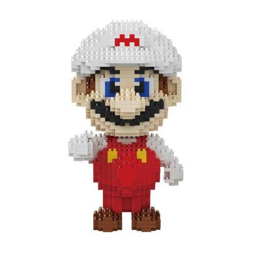 Balody Super Mario White Cap