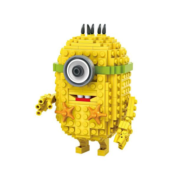 LOZ Despicable Me Prehistoric Minion