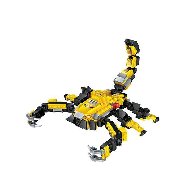 LOZ Transformers Scorpion