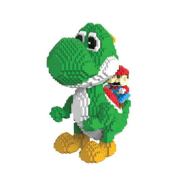 Magic Blocks Super Mario Yoshi