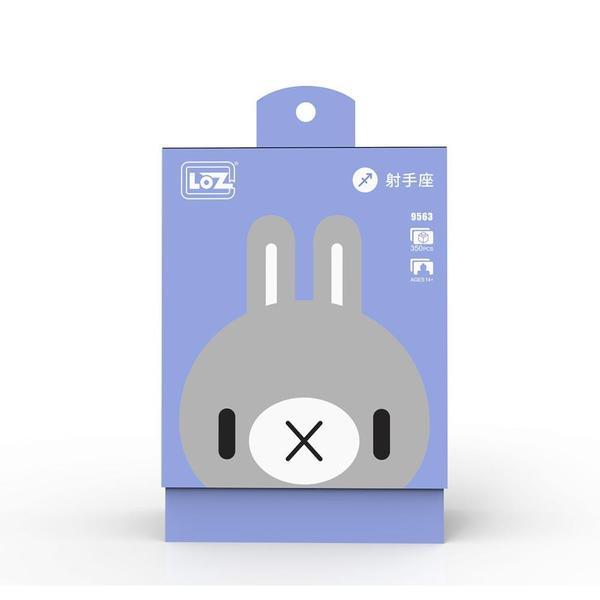 LOZ Grey Bunny