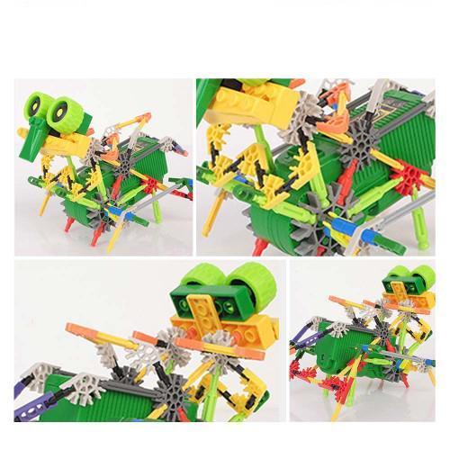 LOZ Ankylosaurus Robot