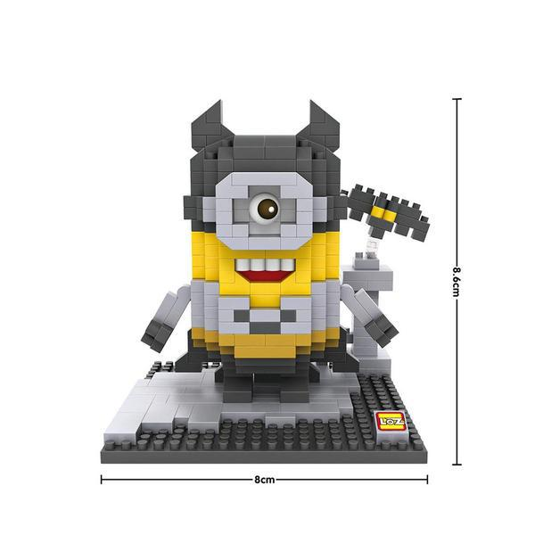 LOZ Despicable Me Batman