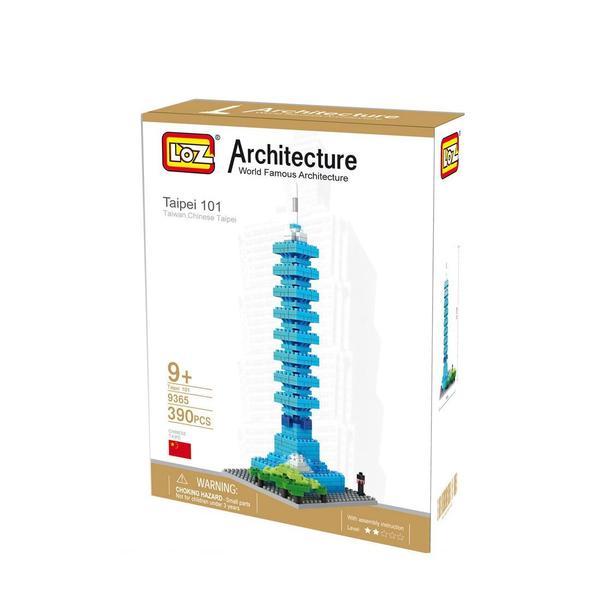 LOZ 9365 Taipei Tower