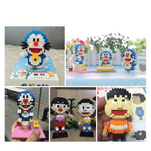 LOZ Doraemon Goda Takeshi