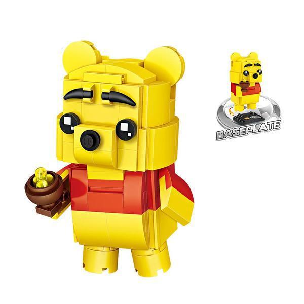 LOZ Brickheadz Winnie the Pooh
