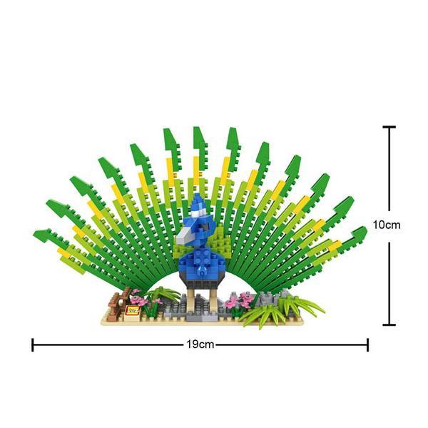 LOZ Animals Peacock