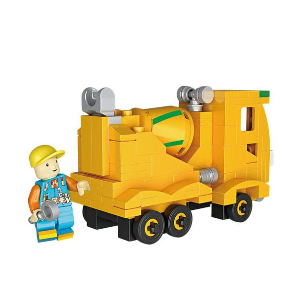 LOZ 1514 Bob The Builder Tumbler