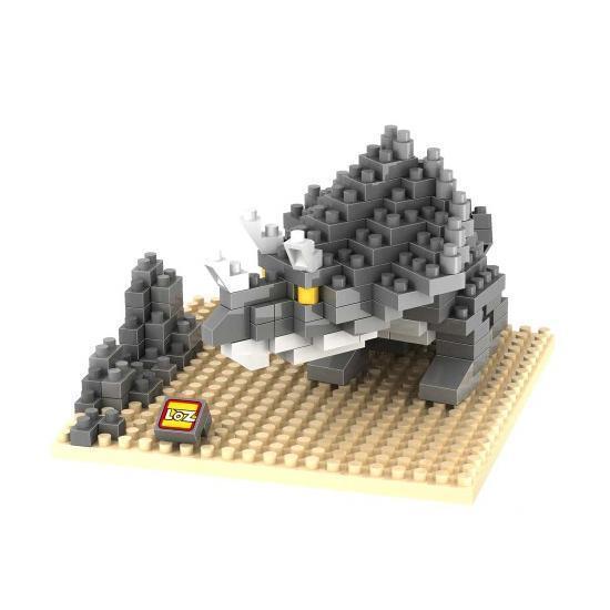 LOZ Dinosaur Ceratopsia