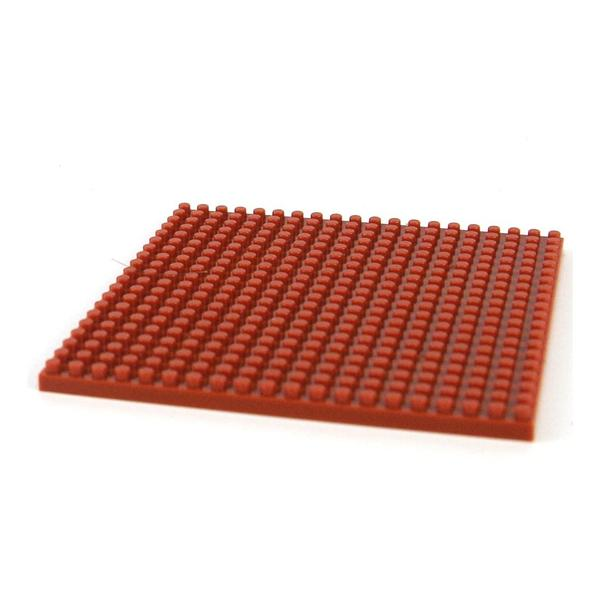 LOZ Baseplate Brown