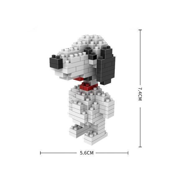 LOZ Snoopy Classic