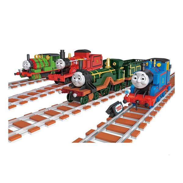 LOZ Thomas and Friends Bundle