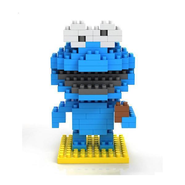 LOZ Sesame Street Cookie Monster