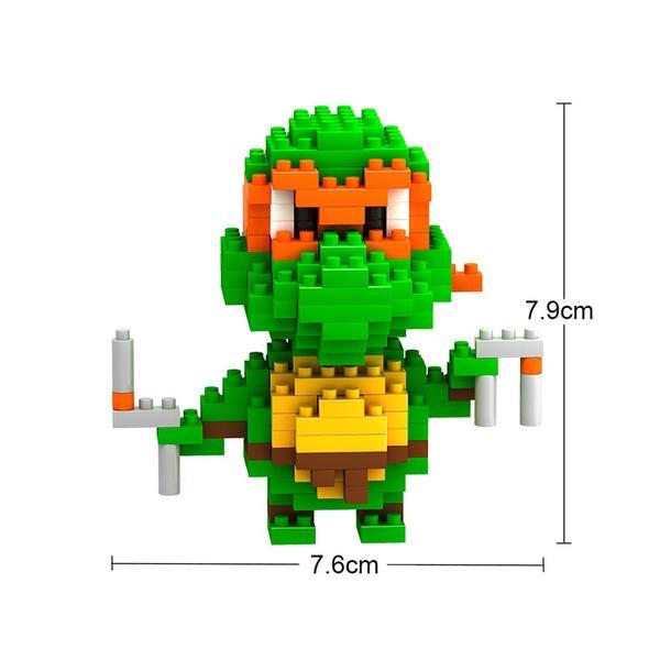 LOZ Ninja Turtles Michelangelo