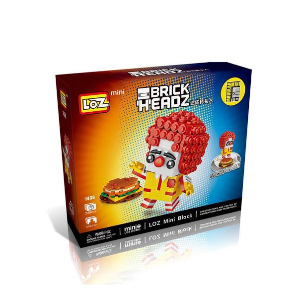 LOZ 1436 Ronald McDonald