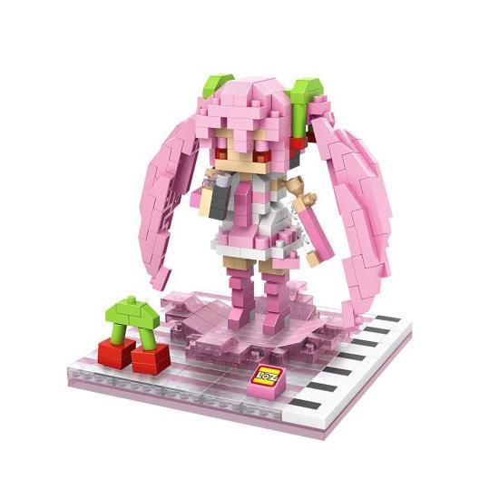 LOZ Sakura Hatsune