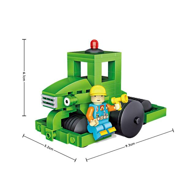LOZ Bob the Builder Roley