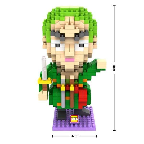 LOZ One Piece Zoro