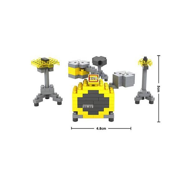 LOZ Drumset Instrument
