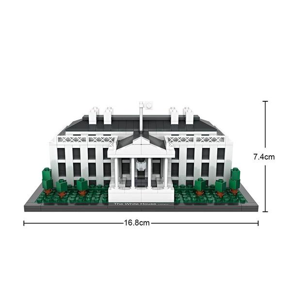 LOZ The White House