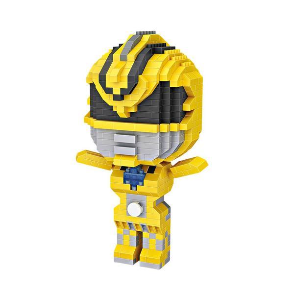 LOZ Power Ranger Yellow