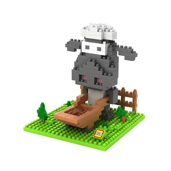LOZ Farm Animals Cow