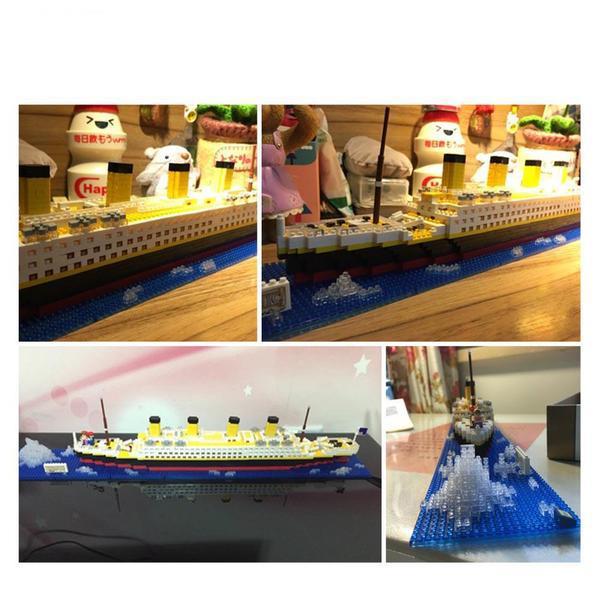 LOZ Ships Titanic