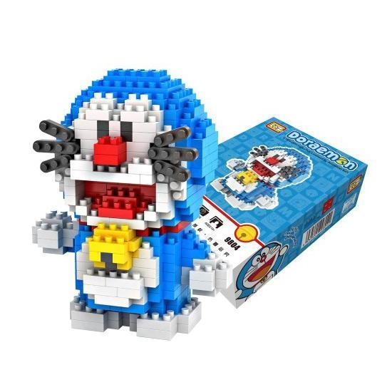 LOZ 9804 Classic Doraemon