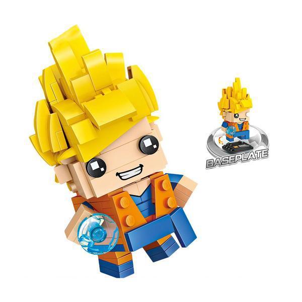 LOZ Brickheadz Dragon Ball Z Goku