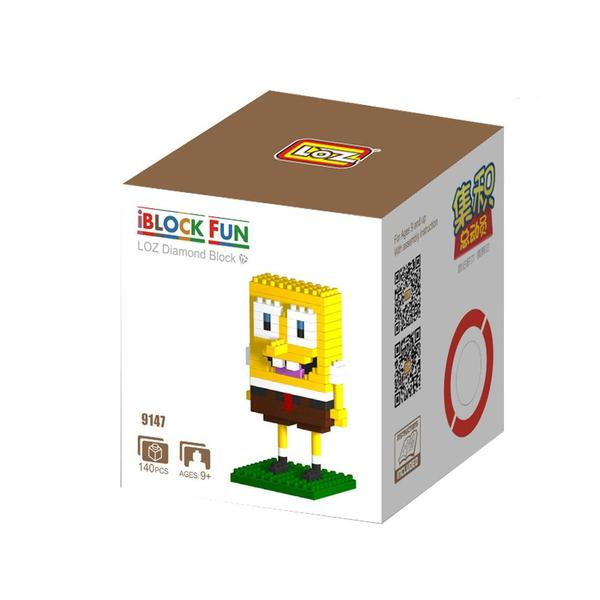 LOZ Spongebob Original