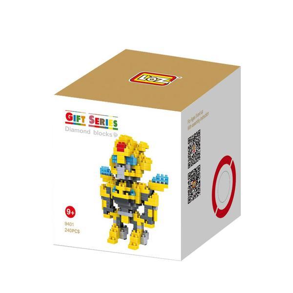 LOZ Transformers Bumblebee