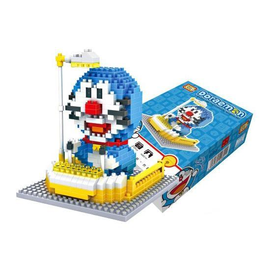 LOZ Doraemon Time Machine