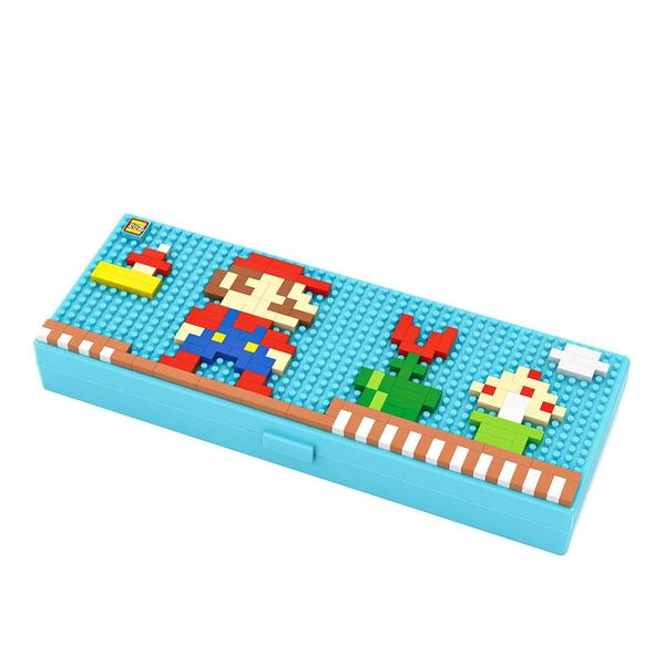 LOZ Pen Case Super Mario