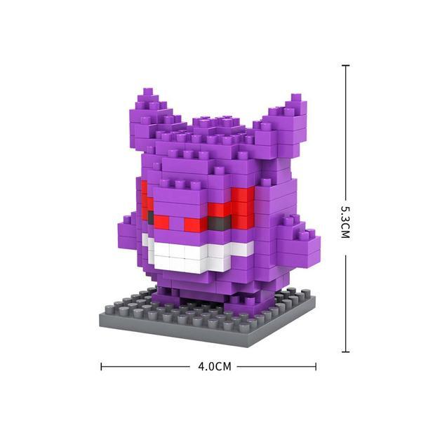 LOZ 9138 Pokémon Gengar