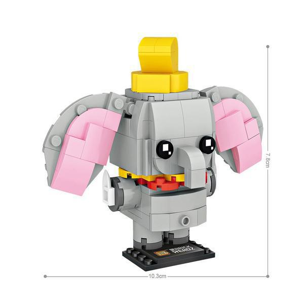 LOZ Brickheadz Disney Dumbo