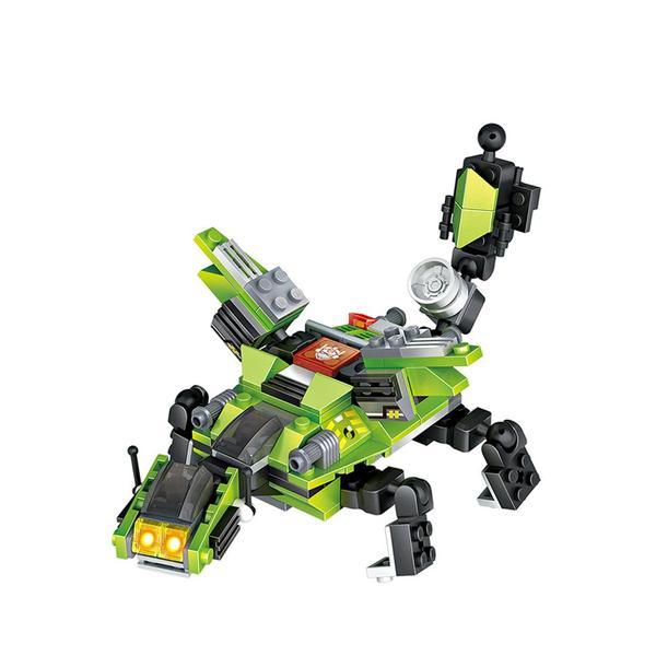 LOZ 1823 Transformers Green