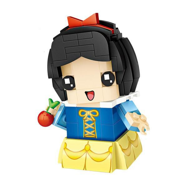 LOZ Brickheadz Disney Snow White