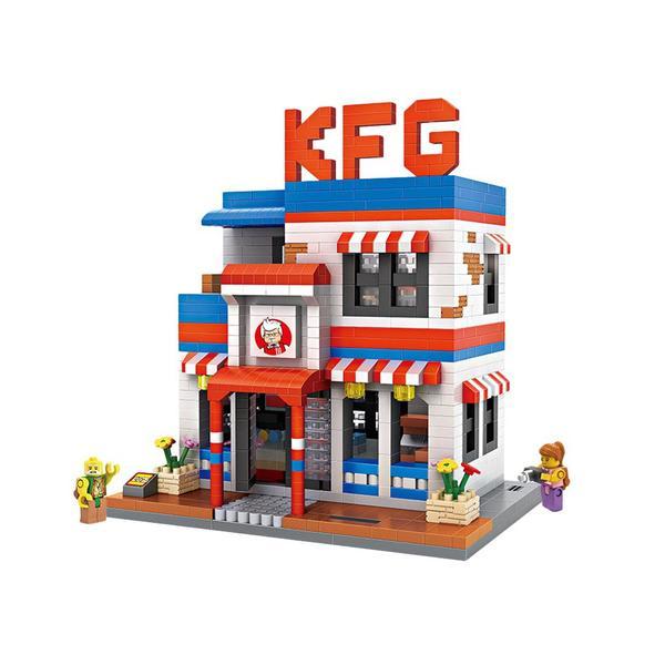 LOZ Large KFC Restaurant