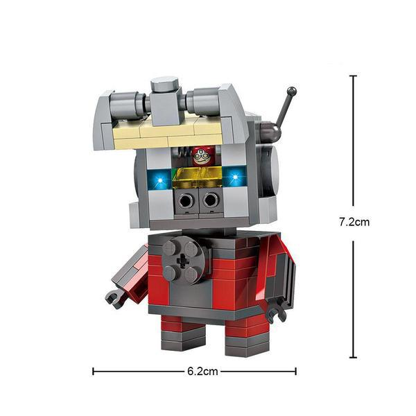 LOZ Brickheadz Ant-man
