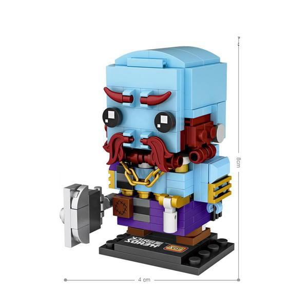 LOZ Brickheadz Journey to the West Barbarian