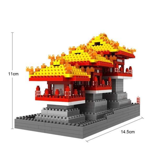 LOZ 9373 Daming Palace