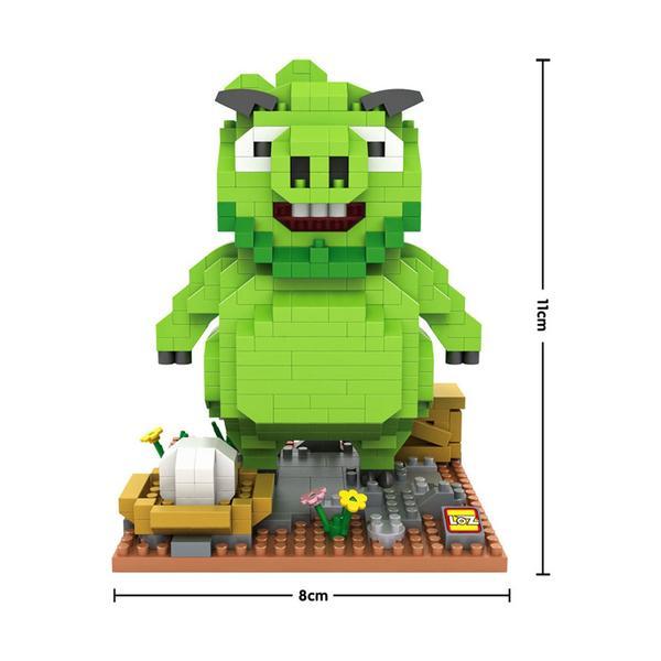 LOZ 9646 Angry Birds Leonard