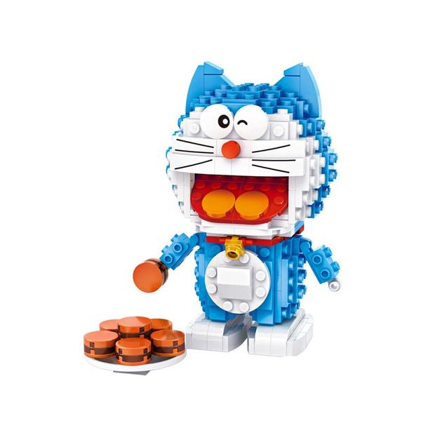LOZ Mini Doraemon Cookies