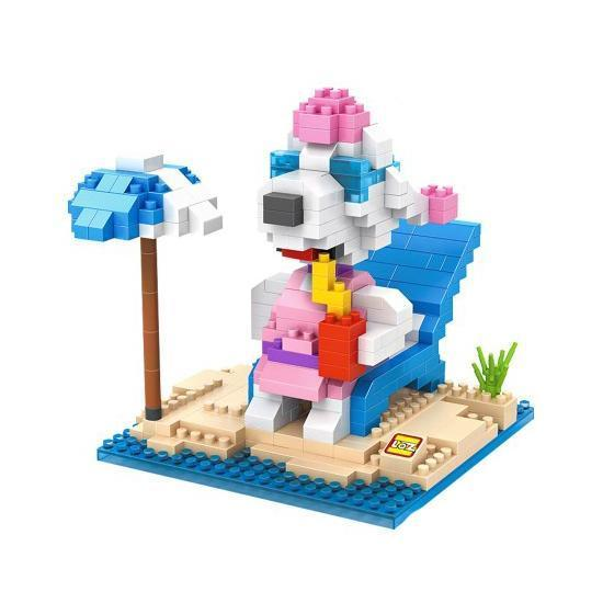 LOZ Snoopy Beach